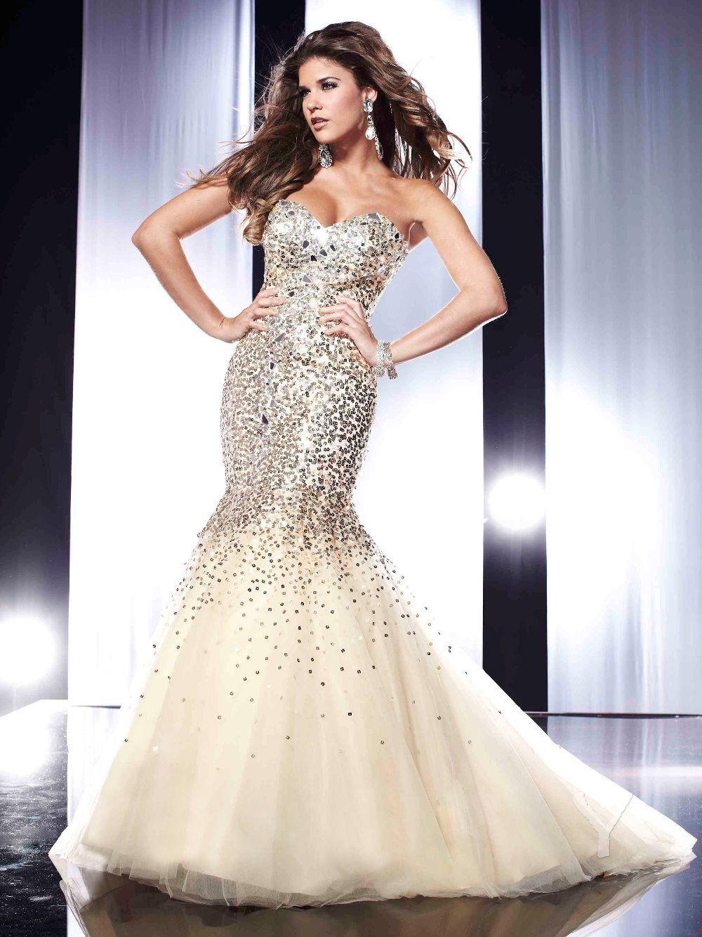 Buy new arrivals sequin prom dresses for Best wedding dress stores in los angeles