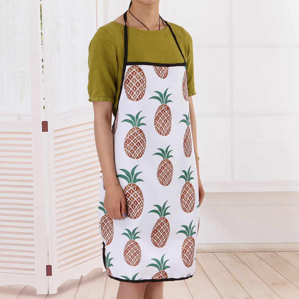 Фруктовый водонепроницаемый фартук для кухни и ресторана нагрудник фартук платье дропшиппинг Mar25