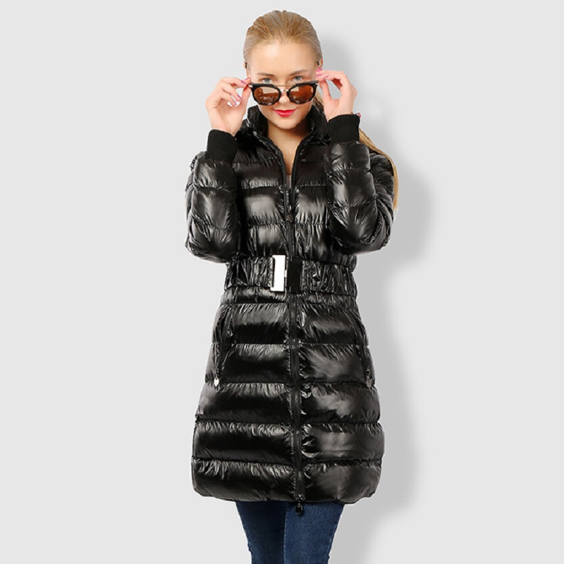 Europese Vrouwen Jassen Winter Warme Jas Vrouwen Donsjack Dikker Parka Bovenkleding Moederschap's Winter Kleding Met Truien