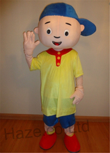 Adult Size Mascot Costume Little Boy  Cosplay