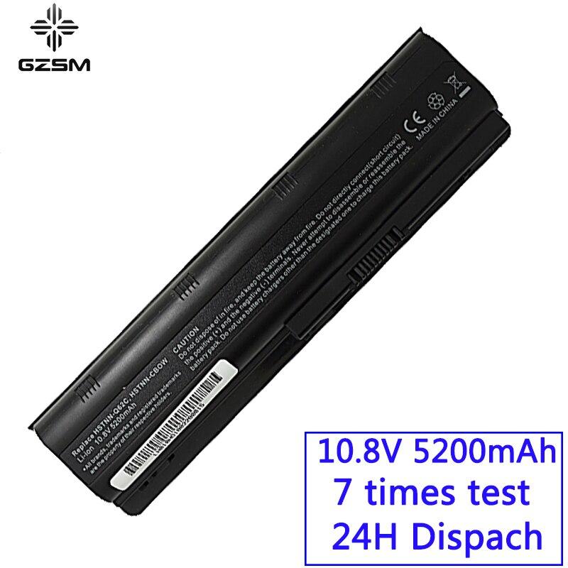 GZSM Laptop Battery CQ42 For HP COMPAQ CQ32 CQ43 CQ56 CQ57 CQ58 CQ62CQ72 Battery For Laptop HSTNN-DB0W HSTNN-IB0W Laptop Battery