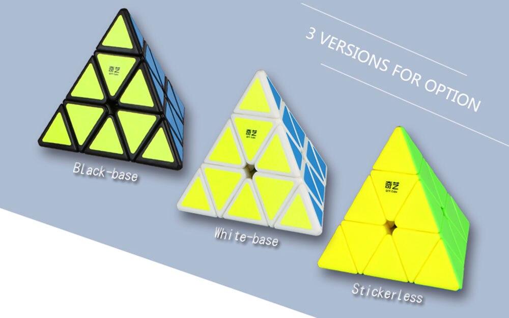 QiYi Pyraminx QiMing სამკუთხედის - ფაზლები - ფოტო 6