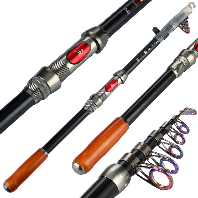 Load 5kg Carp Fishing Rod Combo High Carbon Fishing Rod All Metal Spinning Fishing Reel Wheel 13pcs Tackle Kit Fishing Rod Combo rod combo high carbon ultralight fishing rod 1 95 2 7m sea boat fishing with fishing rod