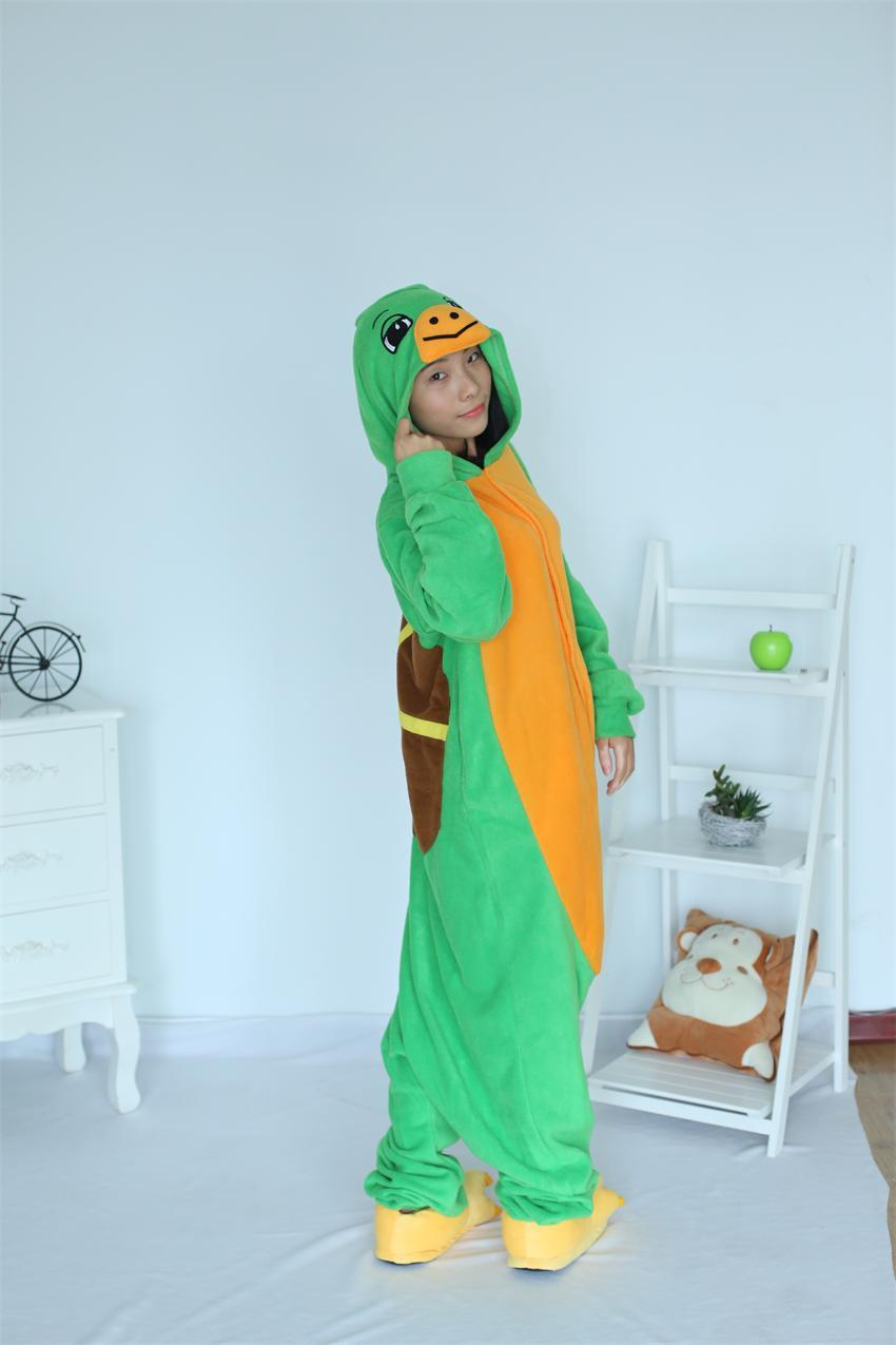 Adult Cartoon Sea Turtle Onesie Anime Onesies Cosplay -7810