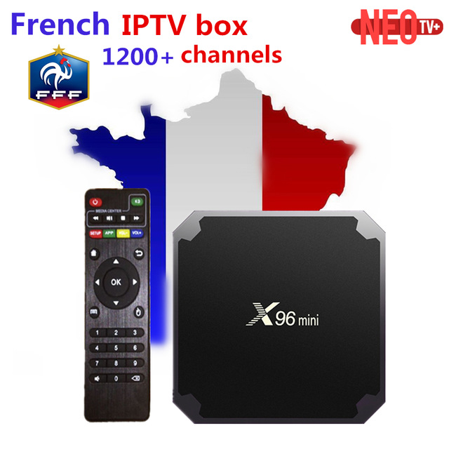 Neotv Pro Iptv Subscription X96mini Android 7 1 Smart TV BOX 1500 NEOTV Europe French Beigium