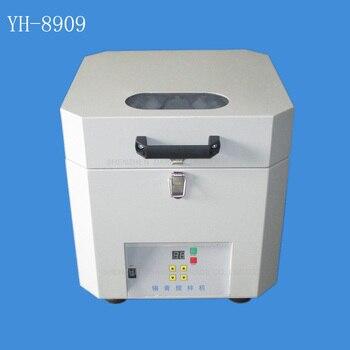 Mezclador de pasta de soldadura automático 500g 1000g mezclador de crema de estaño 110 V/220 V máquina mezcladora de soldadura de estaño YH 8908|mixer|mixer mixer|mixer automatic -