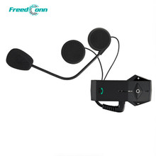 FreedConn FDC-03VB-COLO Bluetooth Headphone Wireless Motorcycle Helmet Intercom Headset 1000M GPS NFC MP3 FM Radio for phones Ra(China)