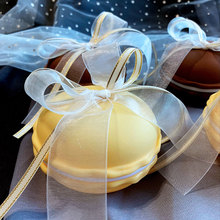 20pcs/lot Creative candy box Wedding favor boxes gift bags with handles paper packaging kraft bag baby shower Supplies
