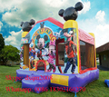 2016  quality new arrival inflatable bouncer commercial Inflatable bouncy castle for sale