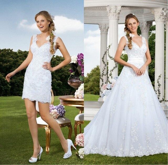 Imagenes de vestidos de novia desmontables