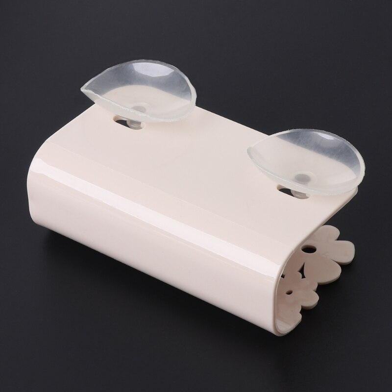 Дома Применение присоски настенный губка для мытья мыло полка для хранения держатель Кухня хранения Держатели Стойки