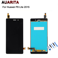 1pcs Lot LCD For Huawei P8 Lite LCD Display With Touch Screen Digitizer Assembly For Huawei