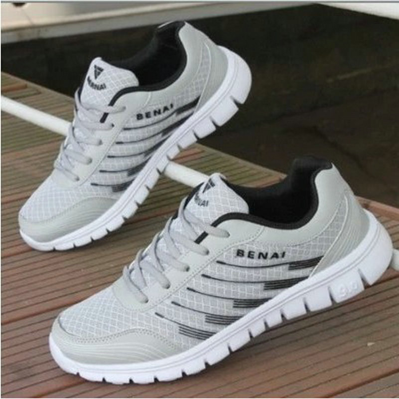 Mens Casual Shoes 2018 Fashion Air Mesh Tenis Shoes Luxury Brand Sneakers Men Trainers Femme Chaussures Homes Sapato Feminino baoluma 2018 new leather shoes handmade luxury brand tenis feminino sapato women casual shoes basket femme air superstar shoes