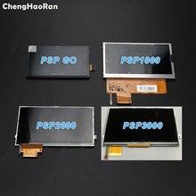 ChengHaoRan For PSP GO 1000 2000 3000 Capacitive Black LCD S