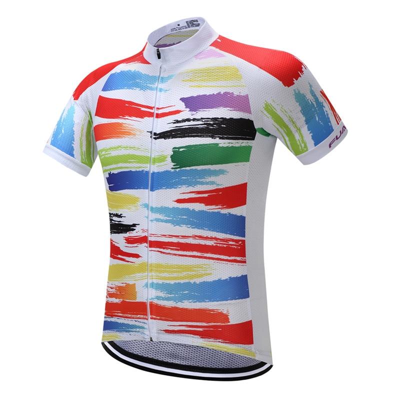 Fualrny ποδηλασία Jersey πουκάμισο άνδρες - Ποδηλασία - Φωτογραφία 1
