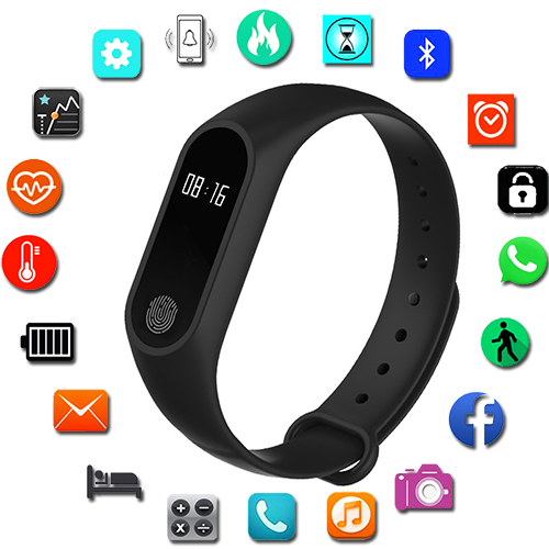Bracelet Smart Watch Men Sport Led Digital Watches Electronic New Wrist Watch For Men Clock Male Wristwatch Hodinky Man Reloges