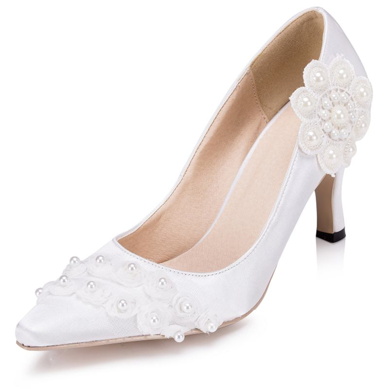 Online Get Cheap Ivory Bridal Shoes -Aliexpress.com
