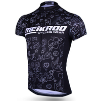 3D Printting New Find The Alien SportsWear Mens Cycling Jersey Cycling Clothing Bike Shirt Size S
