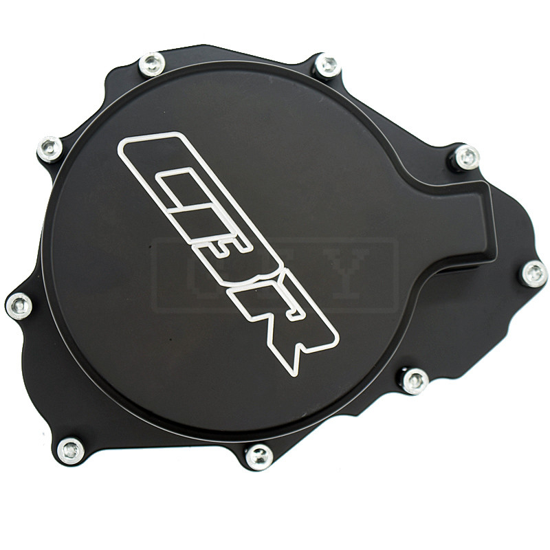 Motorcycle Crankcase Engine Stator Cover Accessories For Honda CBR600 F4 F4i CBR 600 F4 F4i CBR600F4 CBR600F4i 1999 - 2005 2006 cyt alloy steel motorcycle engine valve for honda cg200 dark grey pair