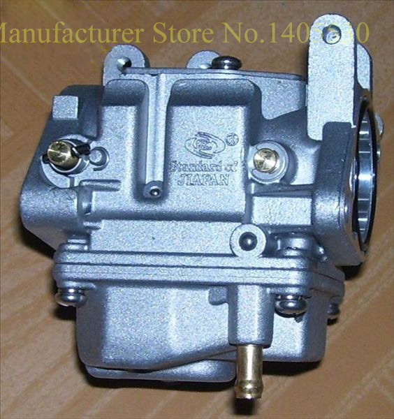 Free shipping carburetor for yamaha new model 2 stroke 25 for 25hp yamaha 2 stroke