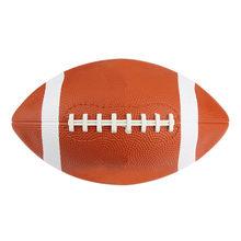 9 Brinquedo Do Cão Bola de Rugby Bola de Futebol Americano Esporte Crianças  Bola De Brinquedo para Crianç. 7bf4776fea19e