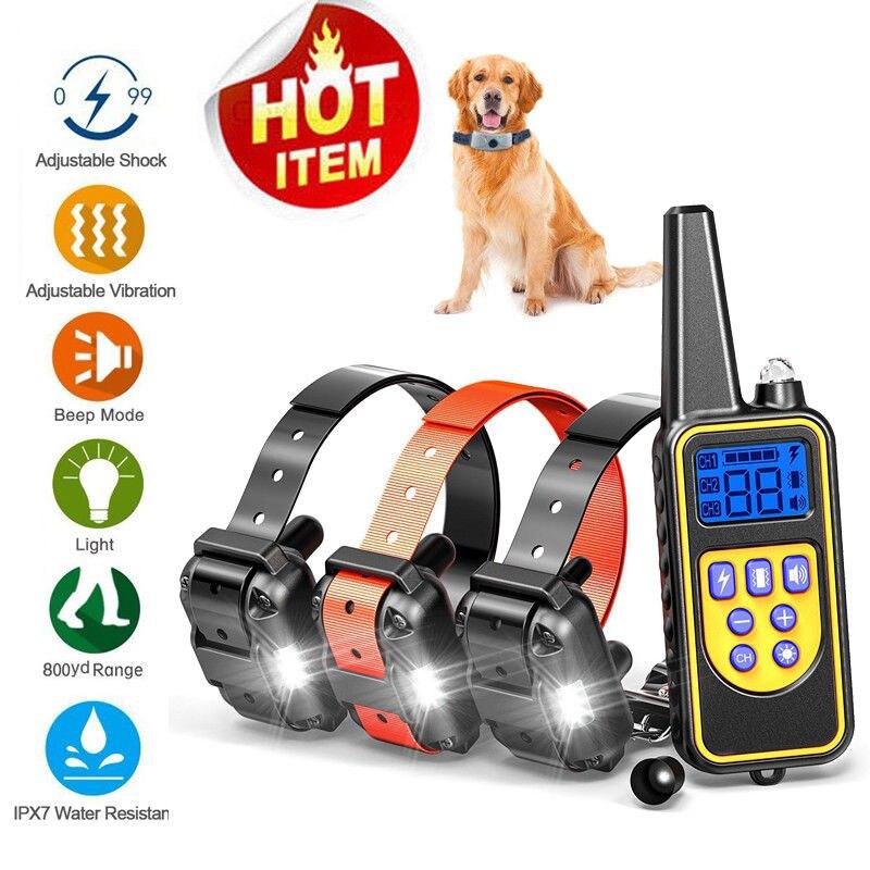 Dog Training Electric Collar