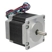 High Quality 56mm 24V 2 Phase 4 Wire Nema23 Stepper Motor 1.8 Degree For 3D printer CNC JK57HS56