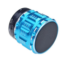 Kubite S28 Portable Mini Bluetooth Speaker Wireless Super Bass Smart  Speakers Handsfree With Mic FM Radio Support TF/SD Card