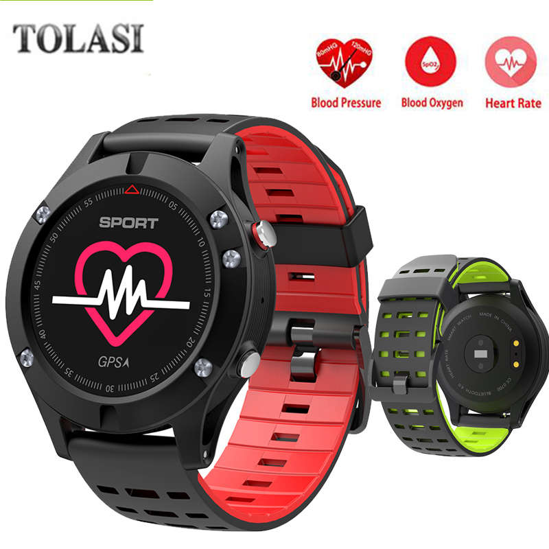 все цены на 2018 Men Women Sport Smart Bracelet Watch Bluetooth Clock Heart Rate Blood Pressure oxygen Sleep Monitor Pedometer Smartwatch онлайн