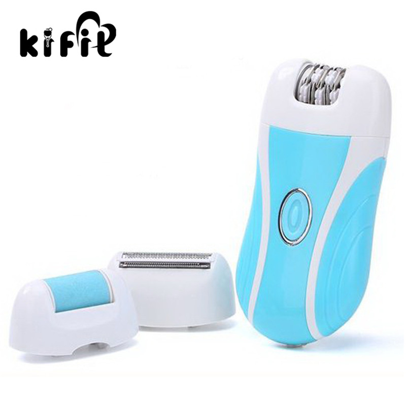 KIFIT Modern 3 in 1 Rechargeable Body Hair Removal Electric Epilator Shaving Shaver Callus For Female Beauty Health Care battlefield 3 или modern warfare 3 что