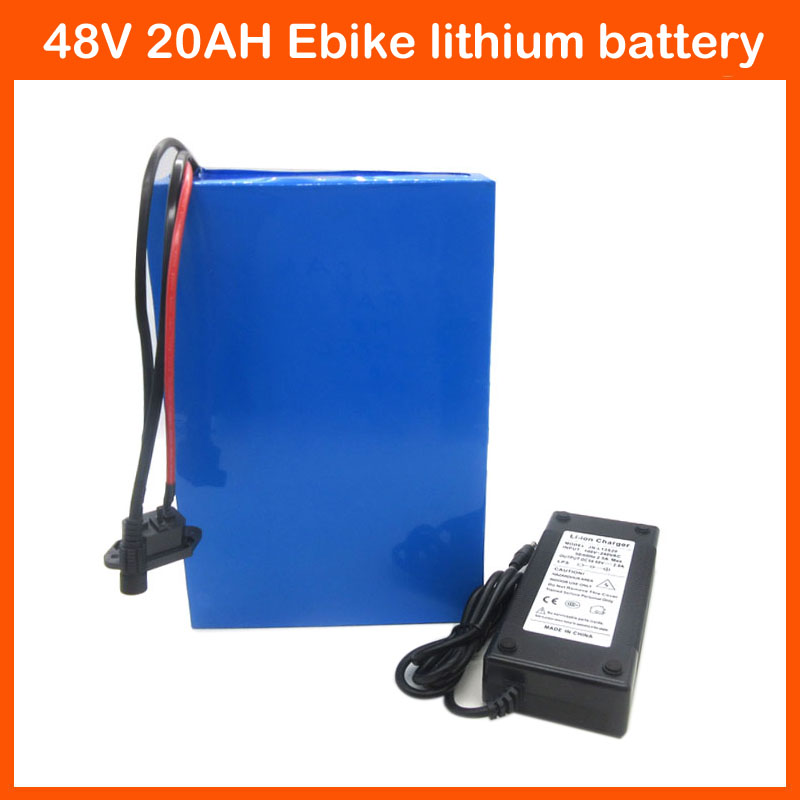 48v 1000w Electric Scooter Battery Electric Bike Battery