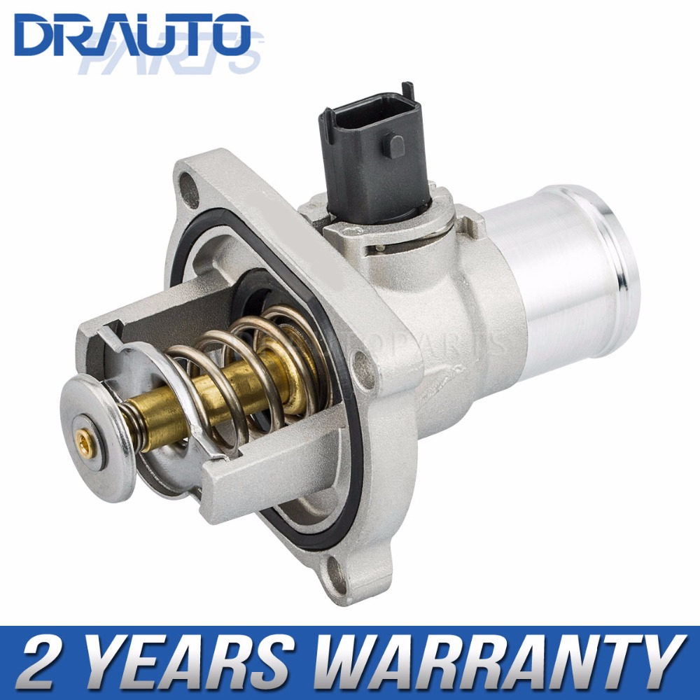 Aluminum Gm Car Engine Coolant Thermostat Housing For Chevrolet Opel Chevy Cruze Aveo Astra Sonic