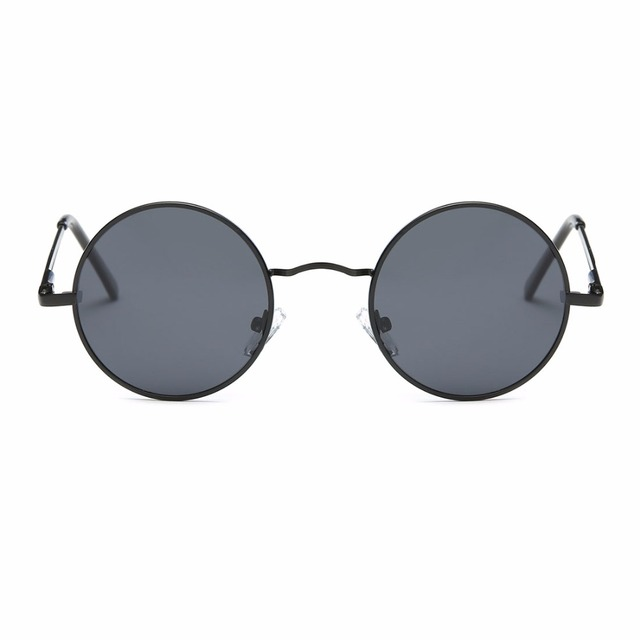 Men's Round Polarized Sunglasses