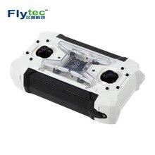 Flytec 124 Mini Bolso de Drones Quatro Cores RC Quadcopter RTF com Modo Headless alta função RC Drone Helicóptero De Controle Remoto