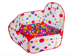 Kids Baby Playpen Cartoon Cast Basketball Ocean Ball Pool Play Game House Tent Pool Children Tent Baby Play Yard