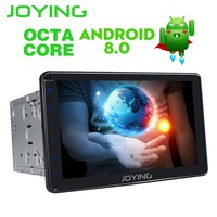 JOYING 4GB Double 2 Din HD Touch Screen 8 Android 8 0 Car Radio Stereo Bluetooth
