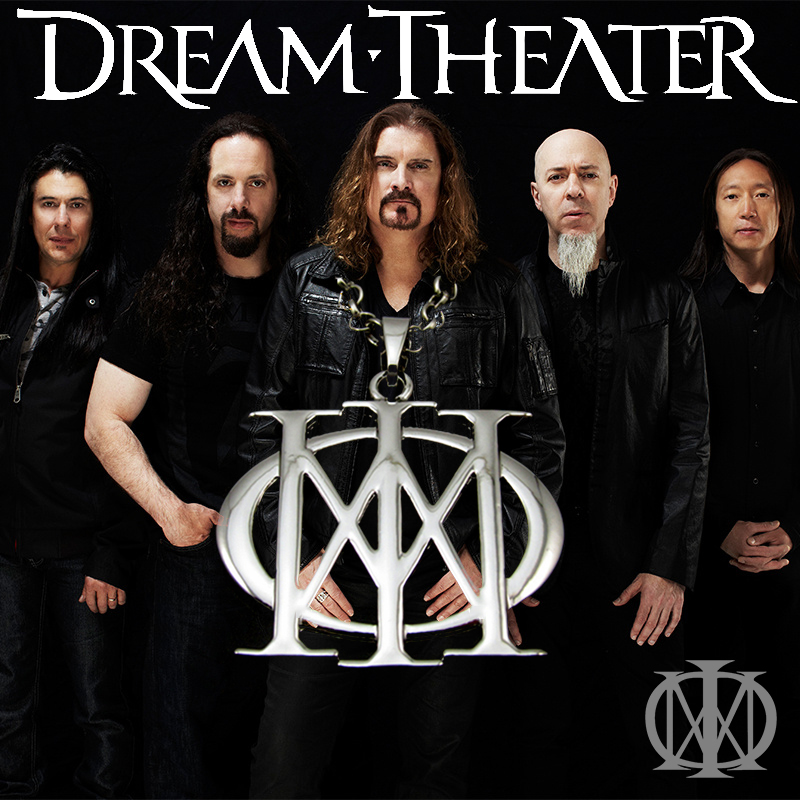 dream theater  Dream Theater band pendant necklace for fans friends lovers alloy ...