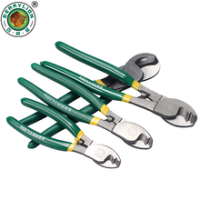 BERRYLION 6''/8''/10'' Cable Cutter Crimping Pliers Cutting Electricial Wire Stripper For Electricians Multi Tool Hand Tools