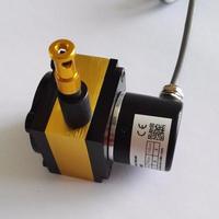 CALT 1000mm Range Draw Wire Displacement Sensor Linear Rope Encoder String Pot Potentiometer Type Hot On Sale