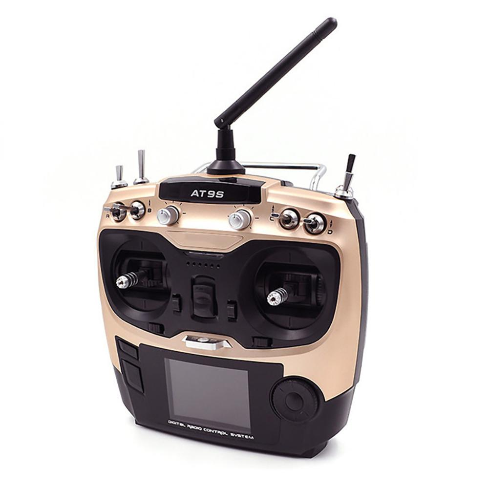New Universal Remote Control DSSS FHSS Transmitter Receiver for RC Helicopter Boat microzone mc8b 2 4g 8ch rc transmitter mc8re 9ch receiver for rc car boat drone aircraft helicopter multicopter universal