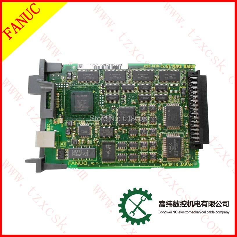 FANUC circuit boards A20B-8100-0530 cnc control  spare part  warranty for three monthsFANUC circuit boards A20B-8100-0530 cnc control  spare part  warranty for three months