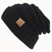 НОВЫЕ ТОВАРЫ НОВЫЕ ТОВАРЫ Женская Мода Зима Теплая Шерстяная Пряжа Вязаные крючком Шапочки Hat Cap