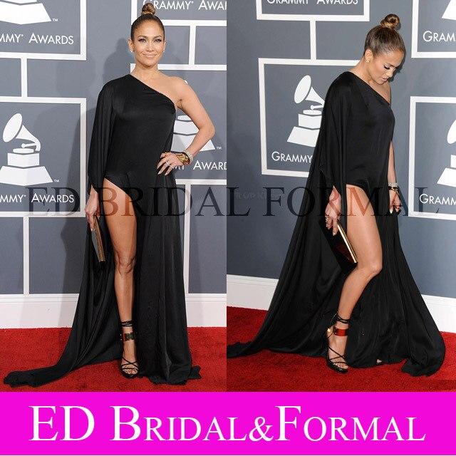 Real Sample Pictures Jennifer Lopez Evening Dresses Grammy 2013 Red ...