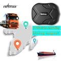 TKSTAR TK905 водонепроницаемый IP 66 АВТОМОБИЛЬНЫЙ GPS трекер грузовик человек 60 дней длительным временем ожидания мощный магнит пожизненный бесплатный платформы