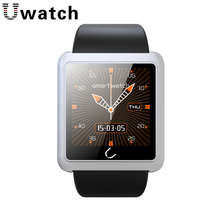 U10L Bluetooth Business Smart Watch Smartwatch Wristband Bracelet Sports Watch Clock Phone Call SMS MIC Upgrade
