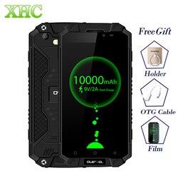 IP68 Oukitel K10000 Max Waterproof Shockproof Smartphone MTK6753 3G+32G 16MP 10000mAh Battery 5.5