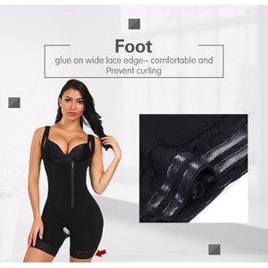 Image 4 - Amant beauté corps complet Shaper sous vêtements amincissants femmes grande taille taille formateur Body Shaper modélisation gros contrôle Shapewear