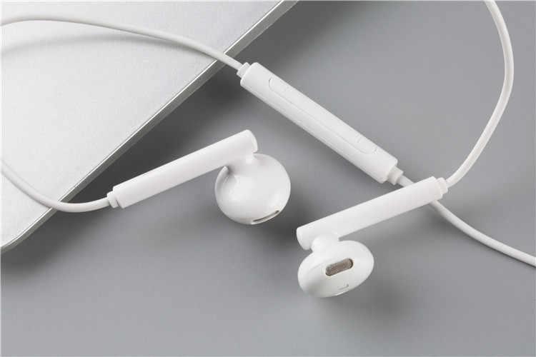 HUAWEI Honor AM115 наушники-вкладыши с микрофоном пульт дистанционного управления для LG Samsung Sonny HTC ONEPLUS ASUS ZENFONE XIAOMI HUAWEI