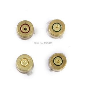 Image 4 - IVYUEEN Gold 9mm Bullet Brass Button Aluminium Action Buttons Kit For Sony Dualshock 4 PS4 Pro Slim Controller Accessories