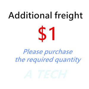 Additional freight, Additional shipping cost, Buy as needed for A tech product